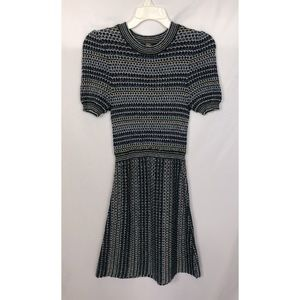 Free People Shimmer Sweater Dress